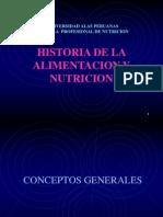 Clase Nro 01- Nutricion Humana