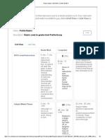 rubric profile essay