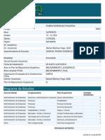 Plan Comprensivo Ocupacional (PCOA) 2014-2015