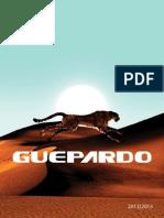 Guepardo Catalogo Sequencia 2012