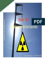 Parte 8 - Radiaciones Ionizantes