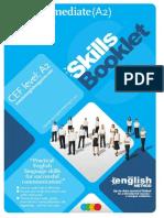 Skills Booklet Pre Intermediate