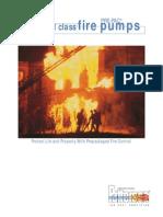 Pre Pac World Class Fire Pumps
