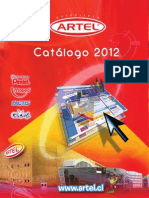 Artel Catalogo Productos 2012 04-01-2012