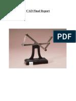 CAD Final Report