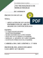 Proyecto de Levas (Final)