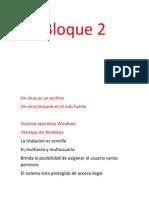 Bloque 2