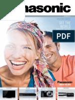 Panasonic 2011 AV Magazine