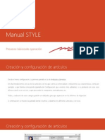 Manual Style