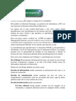 Informacion Del Curso