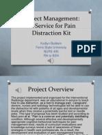 project management-kaitlyn baldwin nurs 495