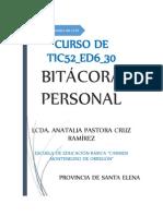Bitácora Personal