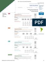 Aspel - Lista de Precios de Sistemas Administrativos