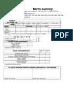 Form Survey (Blank)
