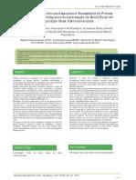 Fatores Socioeconômicos Associados à Necessidade de Prótese, Condições Odontológicas e Autopercepção de Saúde Bucal em  População Idosa Institucionalizada