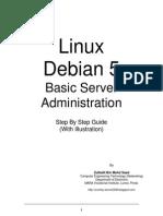 Debian 5 Server Update 28-10-2012