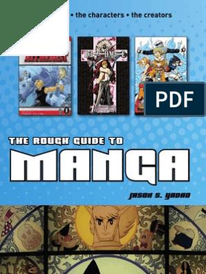 The Rough Guide to Manga | Manga | Ukiyo E