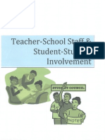teacher-school staff and student-student
