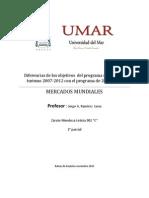 Diferencia Entre El Programa Sectorial de Turismo 2007