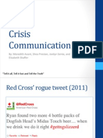 crisis communication powerpoint