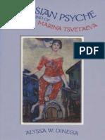 A Russian Psyche - The Poetic Mind of Marina Tsvetaeva