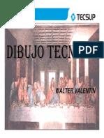 Sesion 01 Dibujo Técnico 2c2-2c3-2c4-2c6 - Walter Valentin