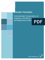 Estudio Voluntare Voluntariado Corporativo Empresa