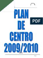 Plan de Centro 09-10
