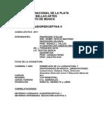 Audioperceptiva II