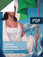 Espanol Libro de Lectura 4to 2014-2015