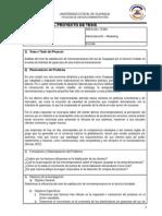 5. Formato Plan de Proyecto de Tesis