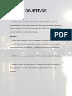 Objetivos Piedra Grande Digital
