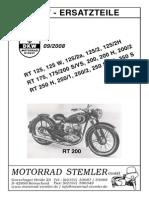 Dkw Rt Modelle