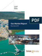 Gas Market Report Australia Nov 14