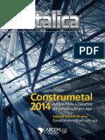 Revista de construcciones metálicas.