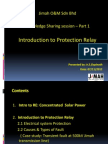PowerPoint - Introduction to Protection Relay