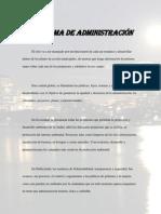 Forma de Administracion
