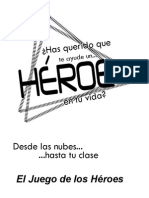 Instructions Juego Heroes