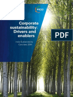 FICCI Sustainability Conclave Report2014 Final