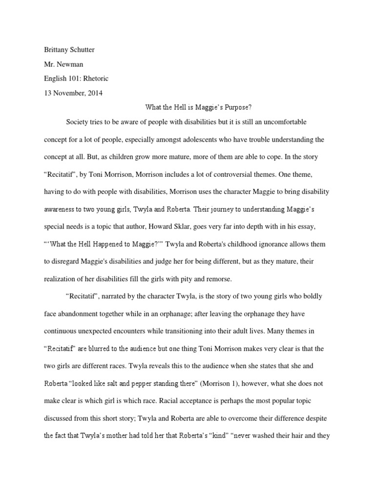 thematic analysis essay literary analysis of recitatif beowulf  literary analysis of recitatif beowulf analytical essay