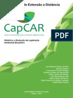 Histórico e Evolução da Legislação Ambiental Brasileira