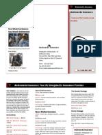 andromeda insurance brochure