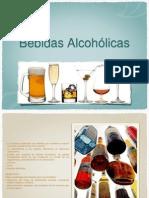 BEBIDAS ALCOHOLICASSS