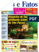 Jornal Atos e Fatos Ed 656 - 09-01-2010