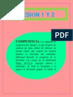 SESIÓN 1 Y 2- 3 Parcial