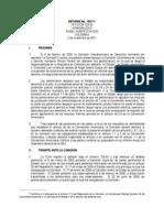 Caso Colombia CIDH discriminación