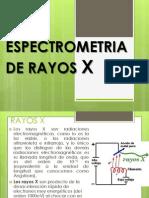 Espectrometria de Rayos x Ppt