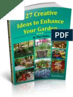 27 Creative Ideas to Enhance Your Garden