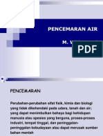 III Pencemaran Air