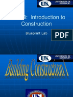 Lecture 4- Building Construction I